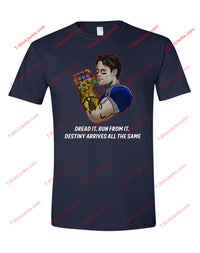Brados, Tom Brady Thanos Six Rings Graphic T Shirt