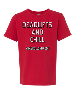 Deadlifts and Chill (Kids & Toddler)
