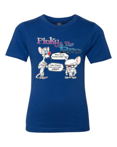 Pinky & the Bro (Kids & Toddler)