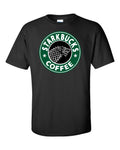 Starkbucks Coffee of Winterfell Game of Thrones Season 8 Graphic T Shirt