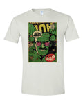 Stan Lee Hulk Comic Book Cover Graphic T Shirt