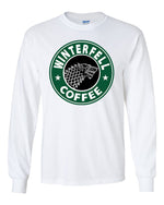Winterfell Coffee of Winterfell Game of Thrones Season 8 Graphic T Shirt