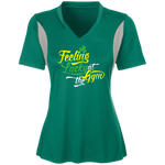 TT10W Team 365 Ladies' All Sport Jersey--Feeling Lucky