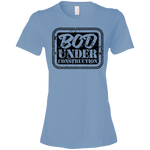 880 Anvil Ladies' Lightweight T-Shirt 4.5 oz - Bod Under Construction