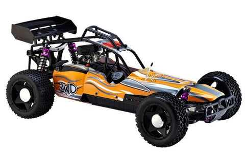 AoWei 1/5th Scale 26cc Yama Petrol RC Buggy 2.4Ghz