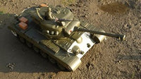 1/16 M26 Pershing Snow Leopard BB Radio Controlled Tanks - IG Gifts