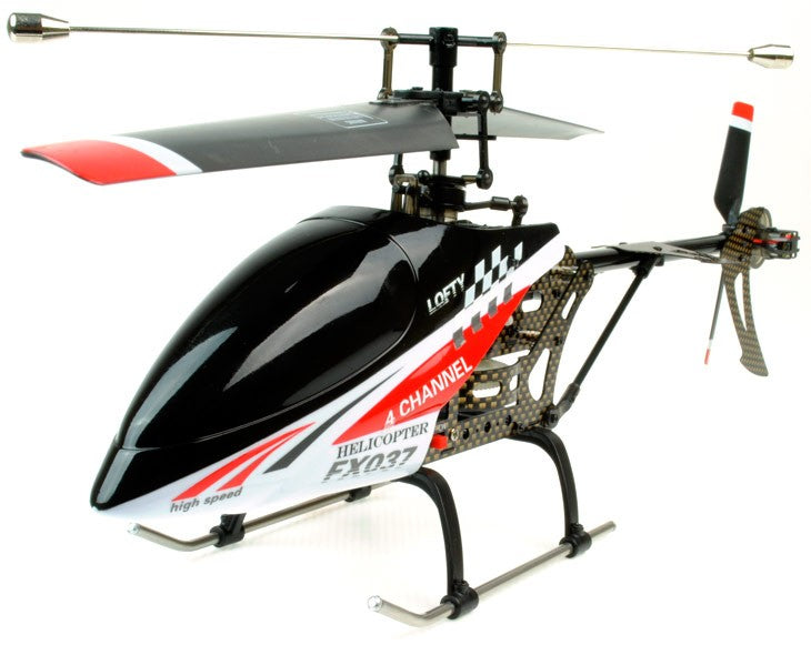 4CH Carbon Remote Controlled Helicopter - IG Gifts