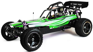 AoWei 1/5th Scale 26cc Yama Petrol RC Buggy 2.4Ghz - IG Gifts