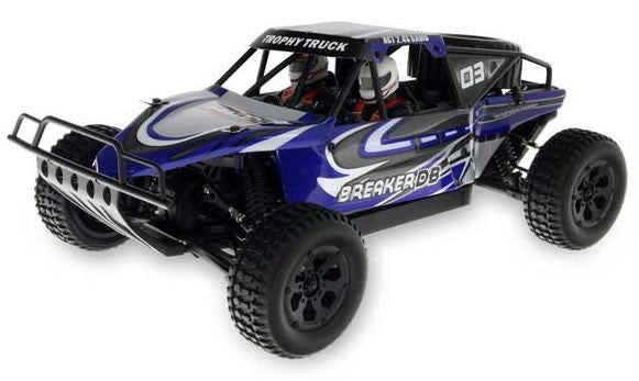 Trophy Truck For Sale >> Breaker 1 10 Scale Electric Off Road Rc Trophy Truck 2 4ghz