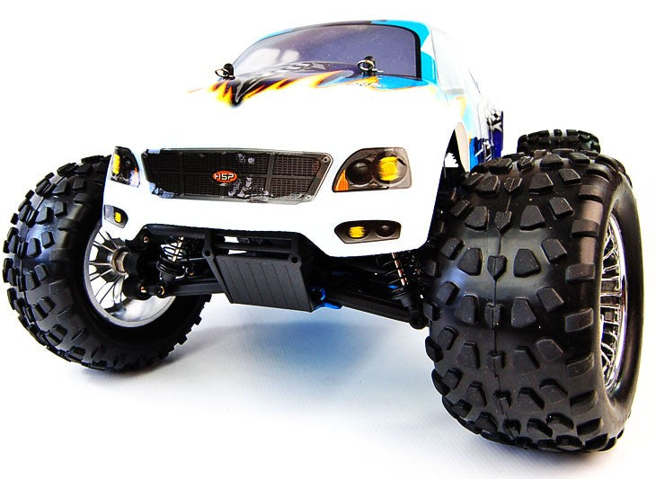 Bug Crusher Nitro Remote Control Truck - IG Gifts
