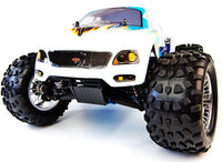 Bug Crusher Nitro Remote Control Truck