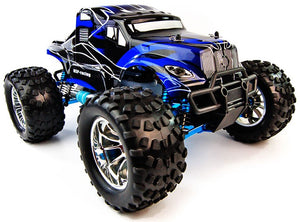 Bug Crusher Pro Nitro Remote Control Monster Truck - Big Rig Version - IG Gifts