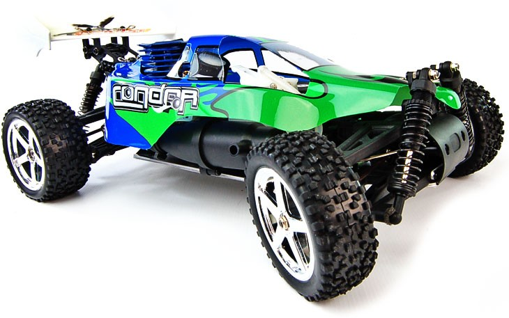 Bundle Special - Condor Nitro RC Buggy With Free Fuel And Starter Set! - IG Gifts