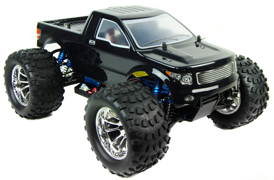 HSP Electric RC Truck - PRO Brushless Version - Black Pick Up - IG Gifts