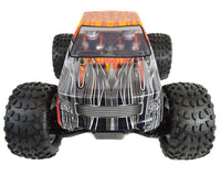 HSP Electric RC Truck - PRO Brushless Version - Orange Flame Pick Up - IG Gifts