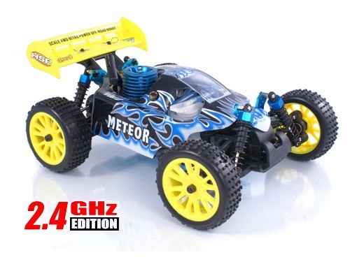 Meteor 1:16 Scale Nitro RC Buggy - 2.4GHz - IG Gifts