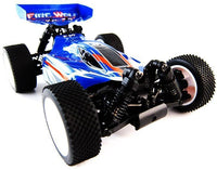 Fire Wolf Electric Brushless RC Buggy - Very Fast!