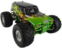 HSP Electric Remote Controlled Monster Truck 2.4Ghz - R-SPEC Green