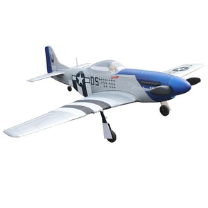 Mini P-51D Mustang RC Plane RTF 2.4Ghz - IG Gifts