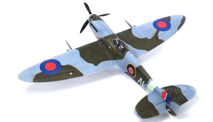 Spitfire 5Ch 2.4GHz RTF RC Planes With Retracts - IG Gifts