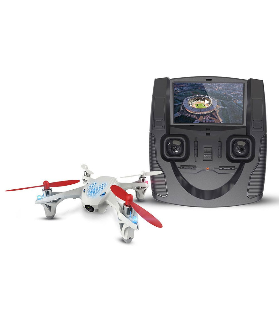 Hubsan X4 H107D FPV Mini RC Quadcopter With Video Transmitter - IG Gifts