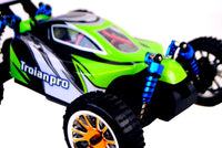 Trojan 1:16 RC Racing Buggy 2.4G - PRO Fast Brushless 4WD Version - IG Gifts