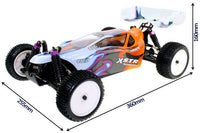 Vortex 1:10 Scale 4WD Electric RC Buggy 2.4Ghz - IG Gifts