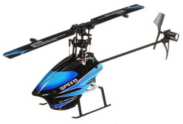 WL Toys V933 2.4GHz 6Ch Flybarless RC Helicopter RTF - IG Gifts