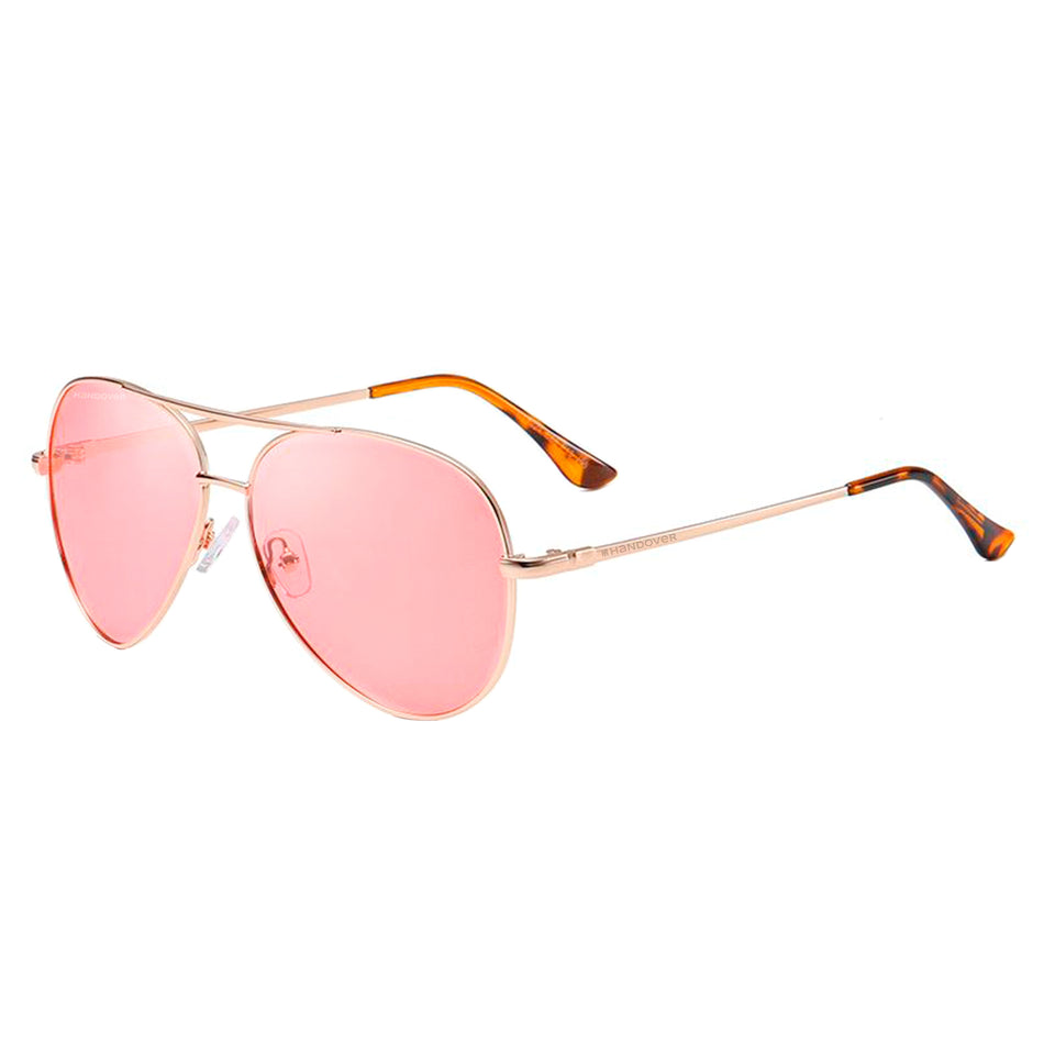 AVIATOR GOLD PINK