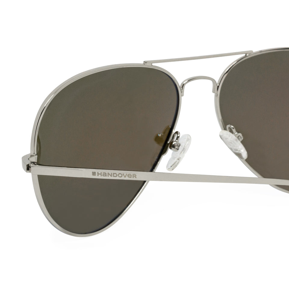 AVIATOR SILVER BLUE