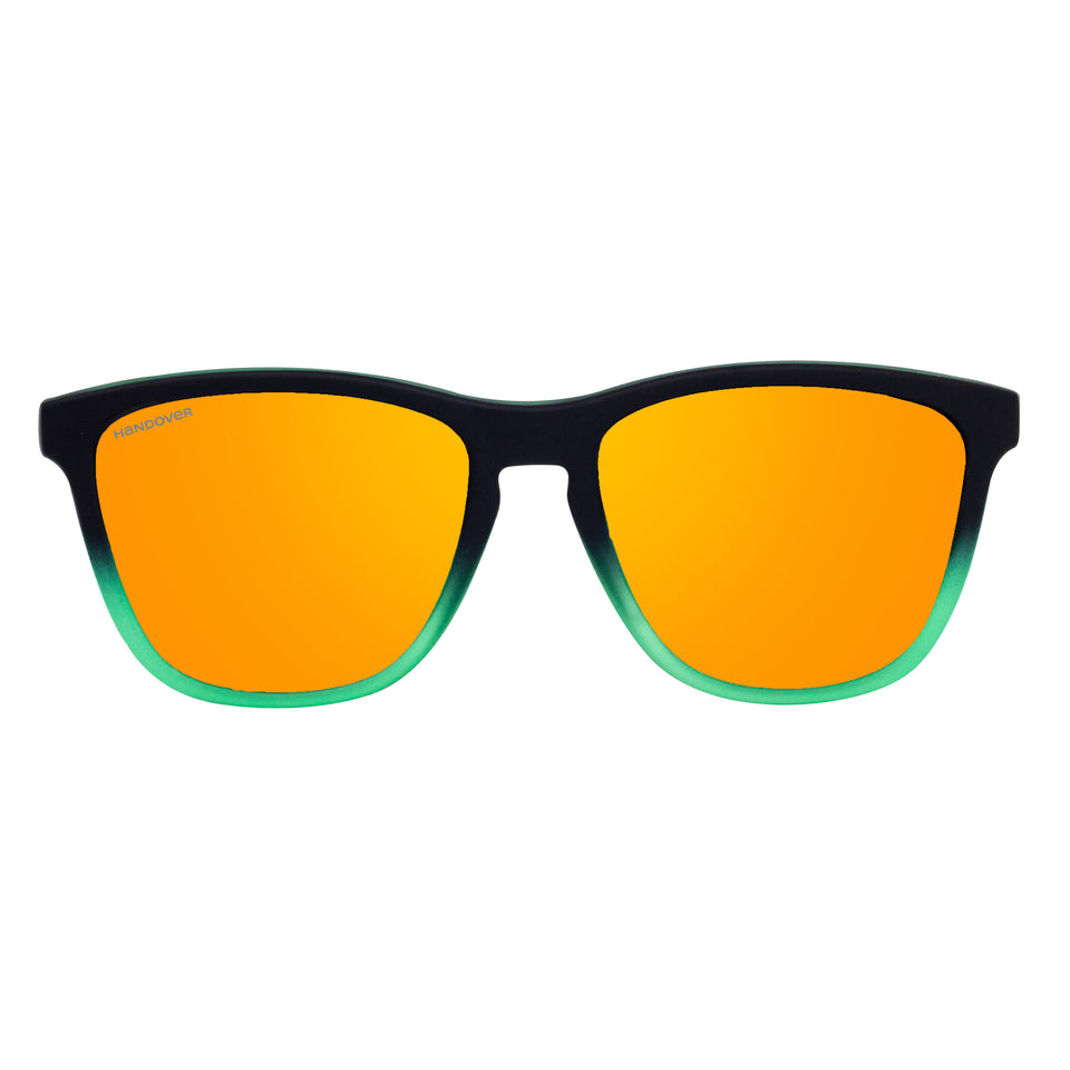 IBIZA BLACK GREEN GRADIENT