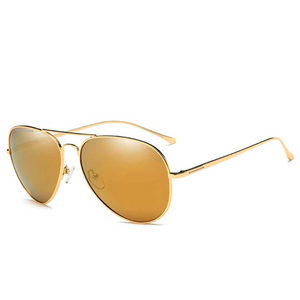AVIATOR GOLD BROWN - Handover Store