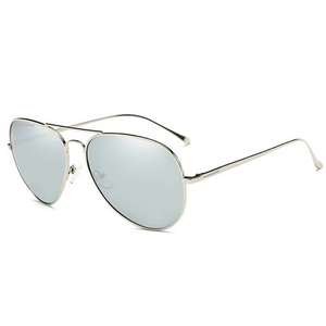 AVIATOR ALL SILVER