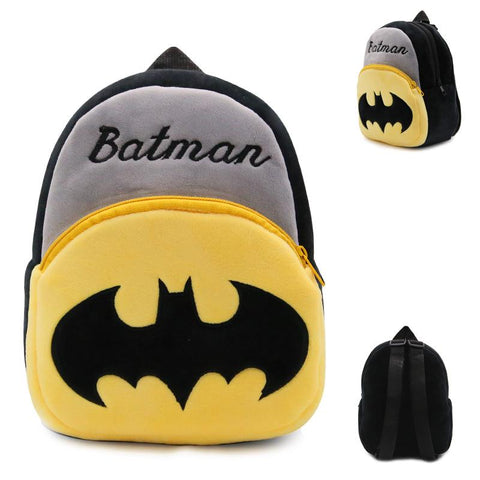 Super Hero Plush Backpack