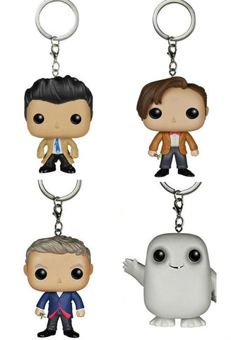 Funko Pop! Doctor Who Mini Keychain