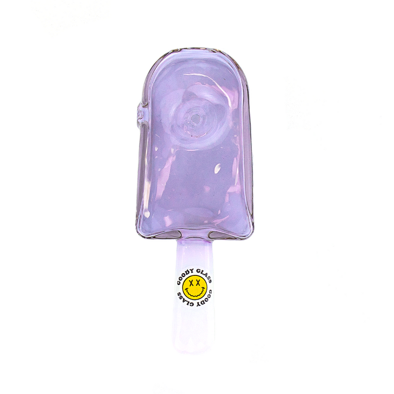 Goody Goodies-Popsicle-Hand Pipe-Purple-1 Count