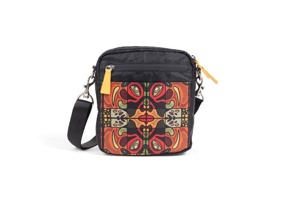 Aboriginal Haze Smell Proof Crossbody Bag ,  - Weedcommerce Marketplace