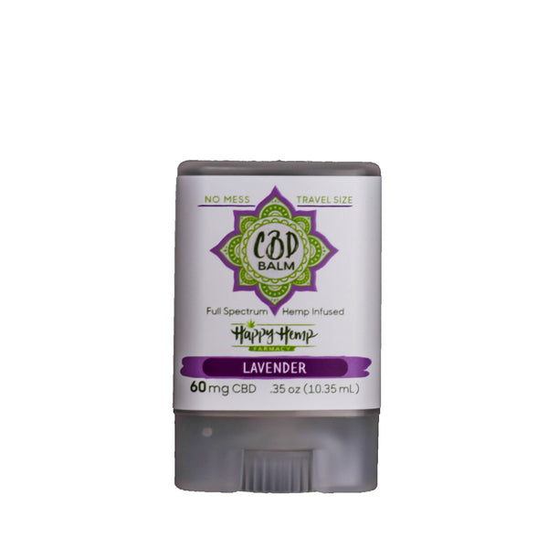 60mg No Mess CBD Mini Balm - Lavender ,  - Weedcommerce Marketplace
