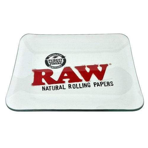 Raw Limited Edition Glass Tray