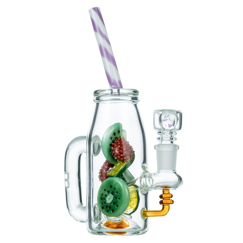 Empire Glassworks - Mini Rig - Fruity Detox ,  - Weedcommerce Marketplace