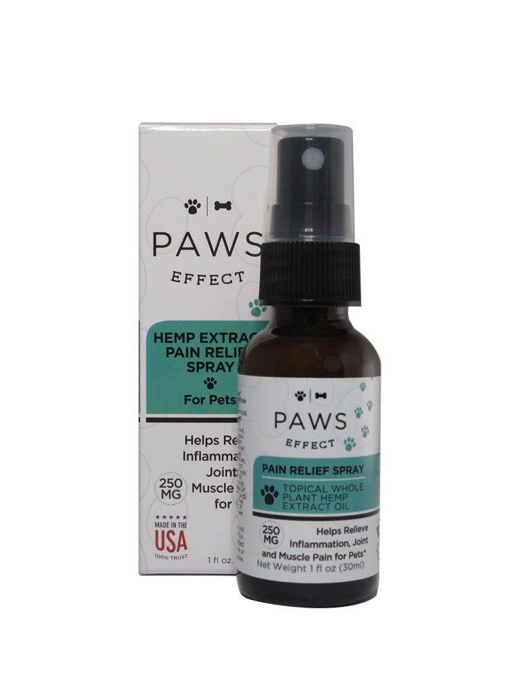 Paws Effect Topical Pain And Anxiety Relief 250MG , CBD Pet Products - Weedcommerce Marketplace