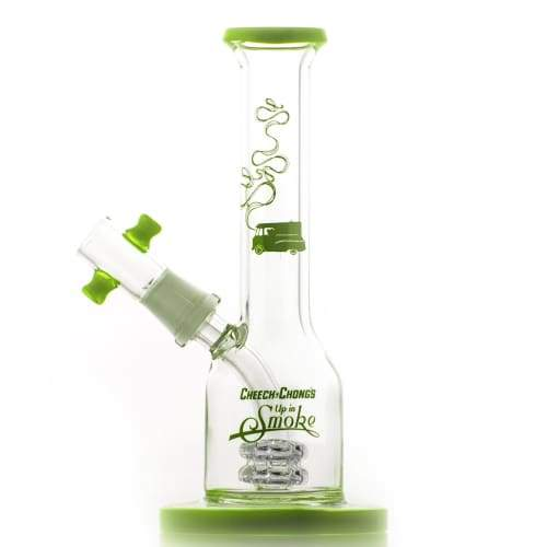 "Cheech & Chong ""Jade East"" 7.25"" Waterpipe Green Apple (1 Count) ,  - Weedcommerce Marketplace"