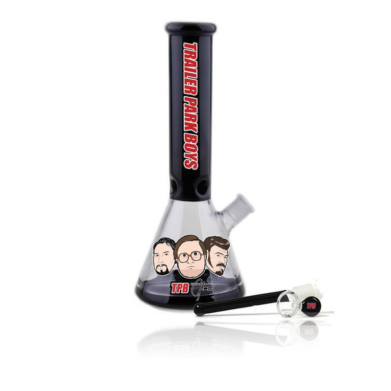 "Trailer Park Boys-The Boys- 12"" Water Pipe-1 Count"