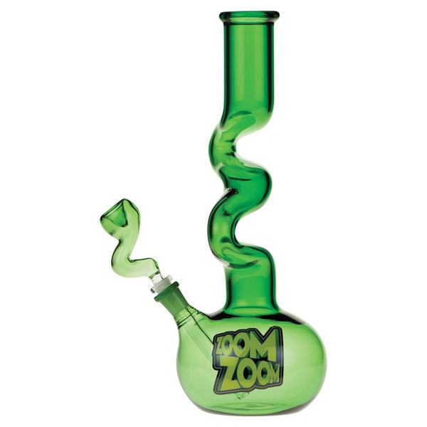 Zoom Zoom-HERB-O-LICIOUS-Water Pipe-1 Count-(Various Colors)