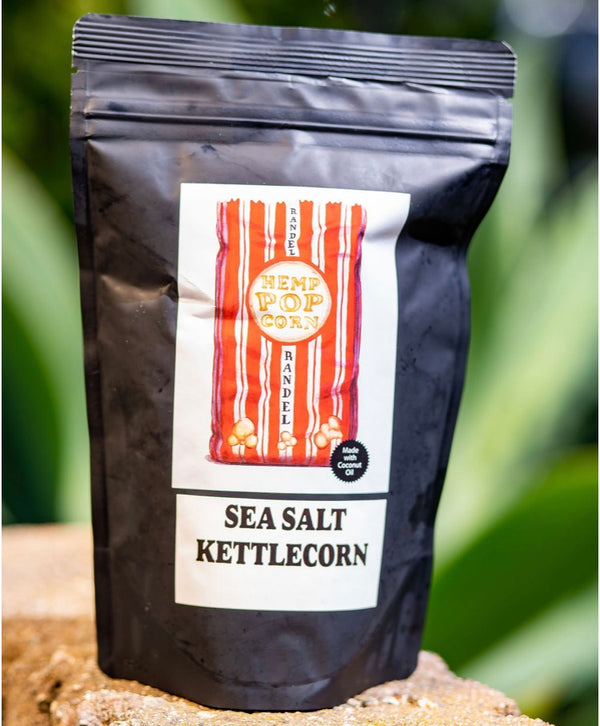 Randel's CBD Sea Salt Kettle Corn ,  - Weedcommerce Marketplace