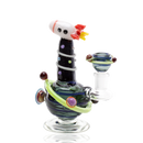 Empire Glassworks Mini Dab Rig - Rocket Ship