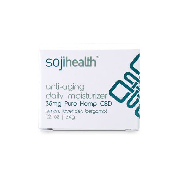 Soji Health CBD Face Cream , Beauty Products - Weedcommerce Marketplace