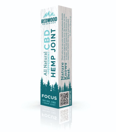 Focus CBD Hemp Pre-Roll ,  - Weedcommerce Marketplace