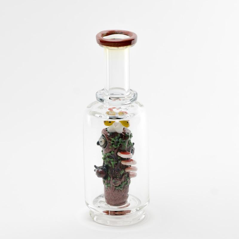 Empire Glassworks Puffco Peak Renew the Redwood Attachment (made to order)