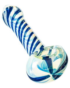 Swirled Fumed Hand Pipe for $20.00 at Weedcommerce Marketplace